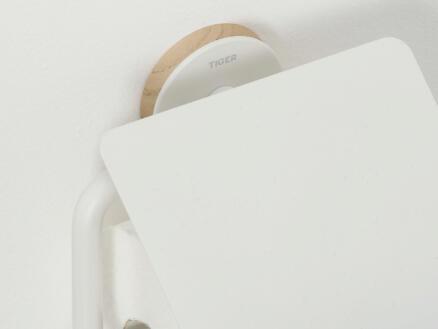 Tiger Urban porte-papier toilette couvercle blanc
