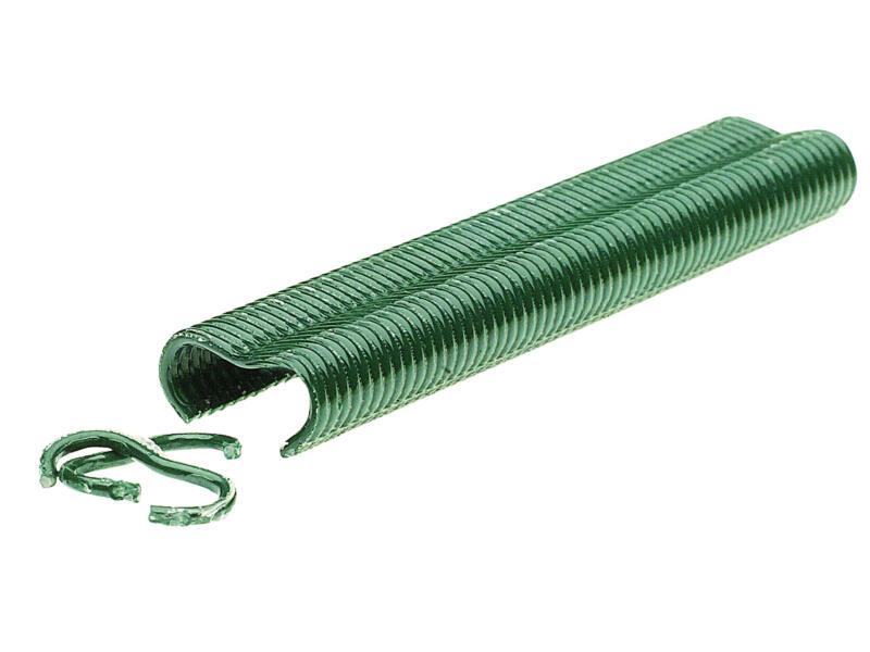 Rapid VR22 hogringen 5-11 mm groen 1100 stuks