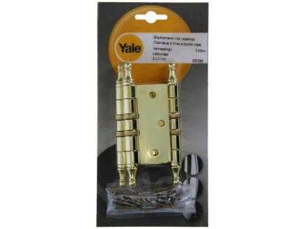 Yale Vaasknopscharnier 3