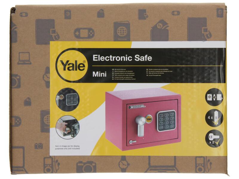 Yale Value-safe mini rose
