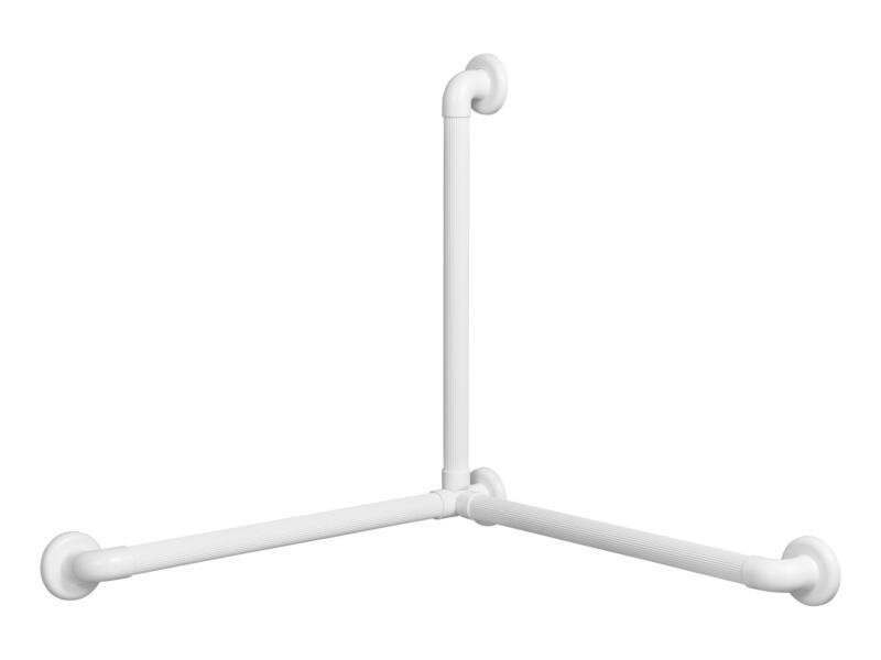 Secucare Vario 3 wandbeugel basic 51cm wit