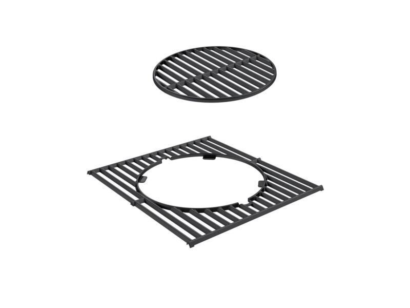 Vario Pro grillrooster Videro G3/G4 barbecue 43x48 cm