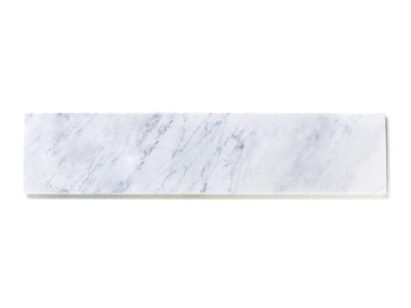 Vensterbank 176x25x2 cm marmer nordic white