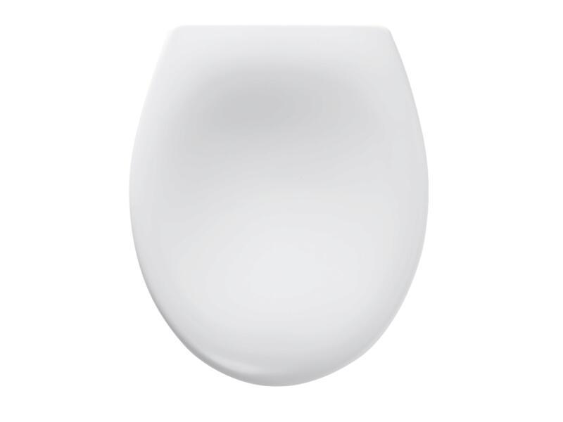 Tiger Ventura WC-bril duroplast wit