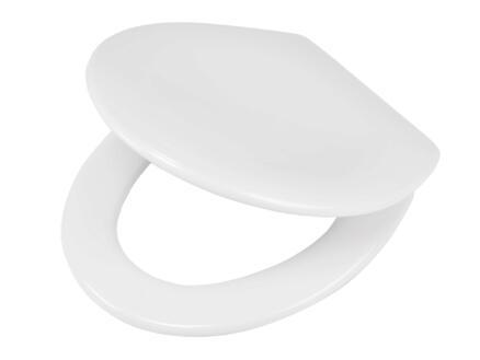 Tiger Ventura abattant WC duroplast blanc