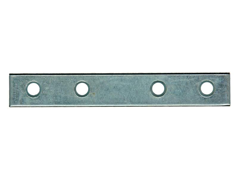 Pgb-fasteners Verbindingsplaat 100x16x2 mm 8 stuks