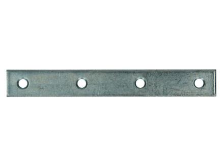 Verbindingsplaat 125x16 mm 20 stuks