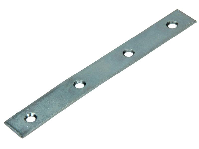 Verbindingsplaat 150x18x2 mm 8 stuks