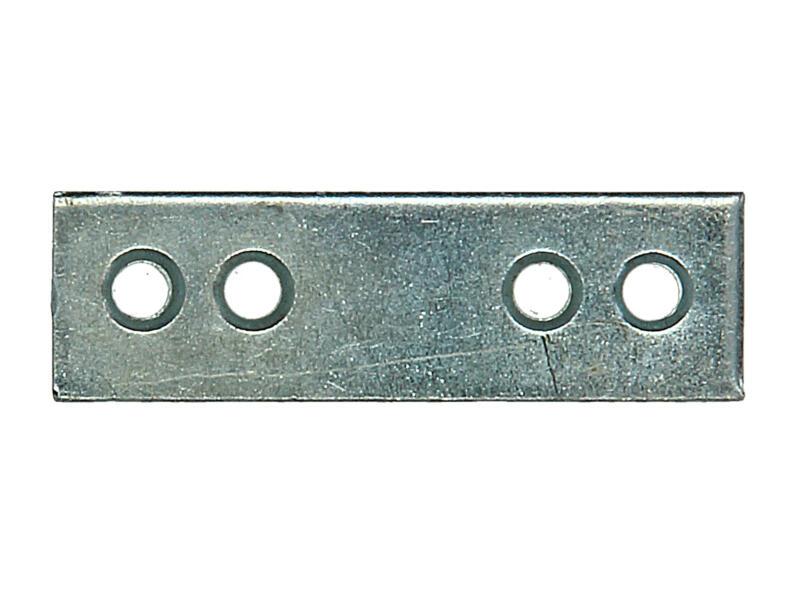 Verbindingsplaat 50x15 mm 20 stuks