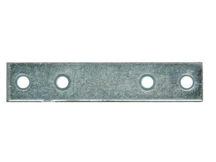 Pgb-fasteners Verbindingsplaat 75x15x2 mm 8 stuks