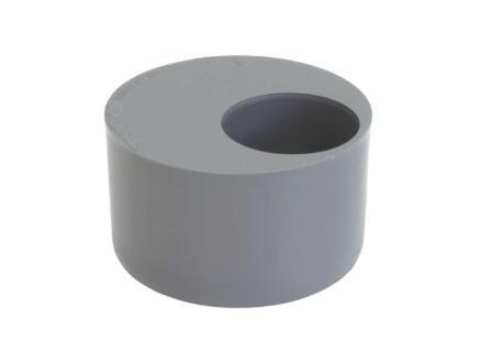 Scala Verloopring mofspie 100mm/50mm rubber grijs