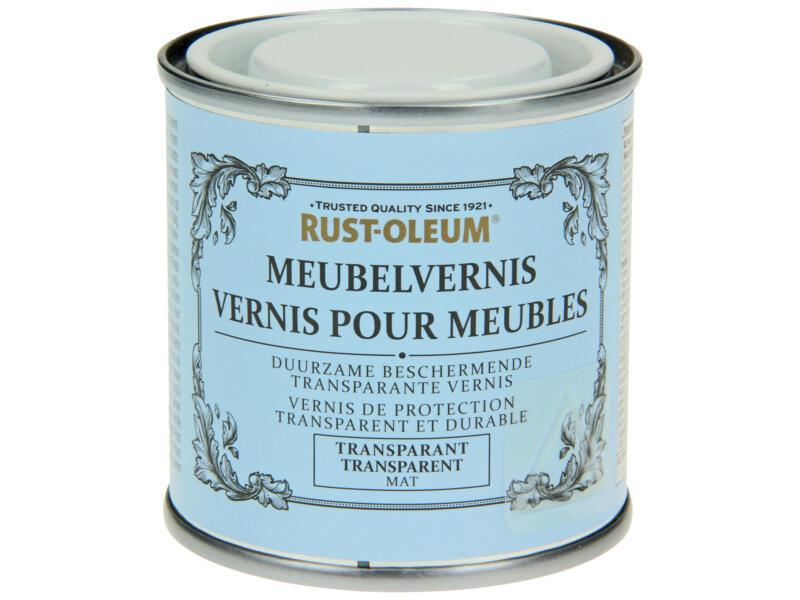 Rust-oleum Vernis meubles mat 0,125l transparent