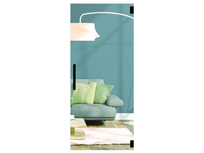 Solid Vetro C000 doorslaande glazen binnendeur 201x73 cm