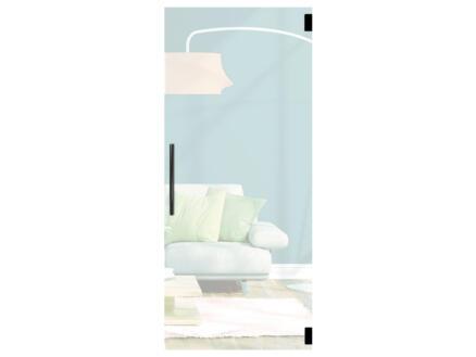 Solid Vetro C001 doorslaande glazen binnendeur 201x78 cm