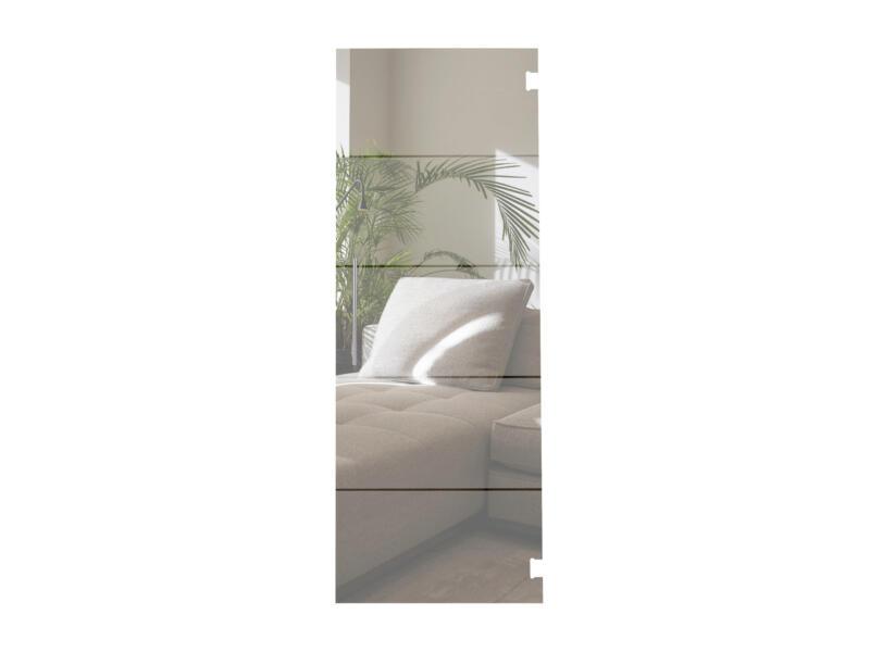 Solid Vetro C003 glazen binnendeur 201x93 cm