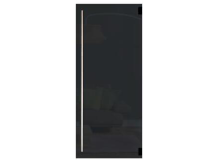 Solid Vetro porte intérieure en verre va-et-vient G000 201x83 cm
