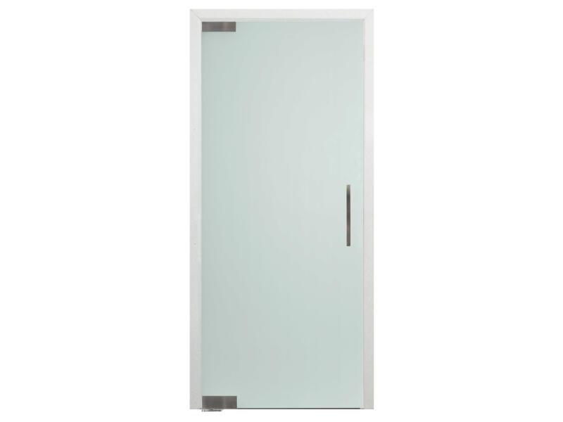 Solid Vetro porte intérieure pivotante verre C001 200x73 cm