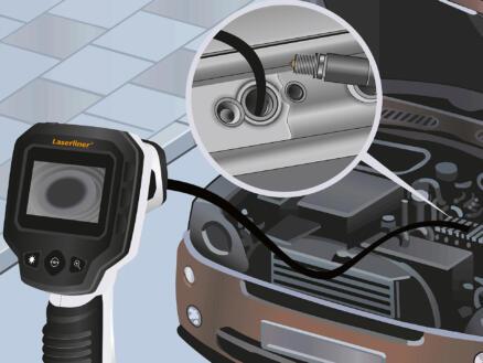 Laserliner VideoScope One video-inspectiecamera