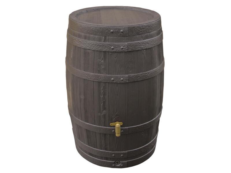 4Rain Vino regenton 250l bruin