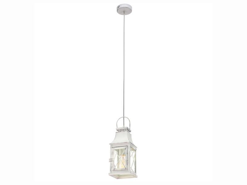 Eglo Vintage Lisburn hanglamp E27 max. 60W patina grijs