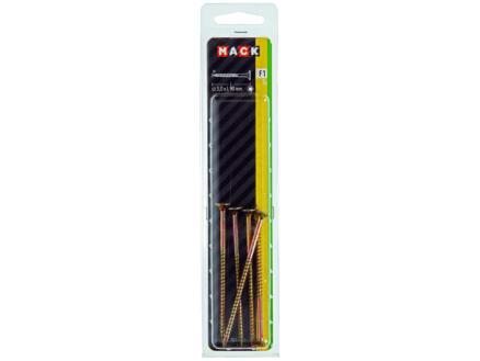 Mack Vis pour aggloméré TX25 90x5 mm bichromate 5 pièces