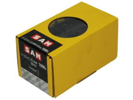 Mack Vis pour plaques de plâtre PH2 25x3,5 mm 1000 pièces