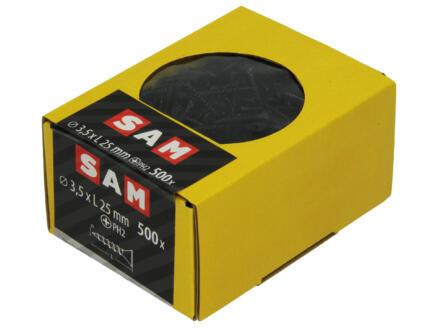 Mack Vis pour plaques de plâtre PH2 25x3,5 mm 500 pièces