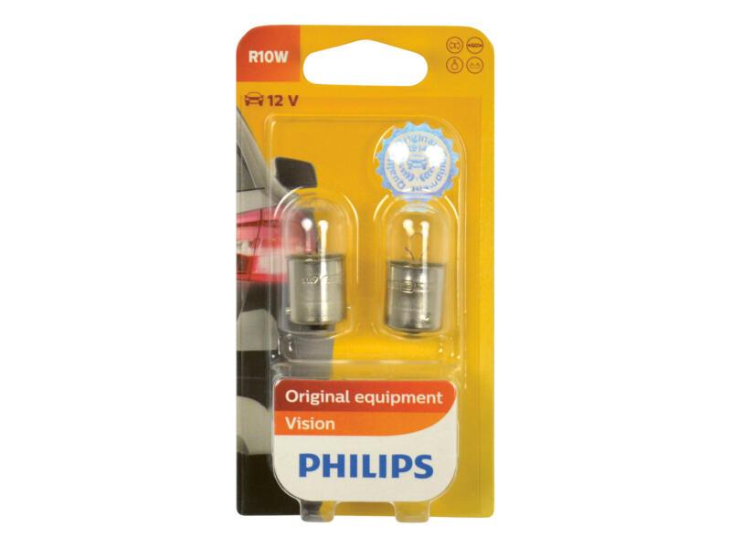 Philips Vision 12814B2 ampoule de voiture R10W