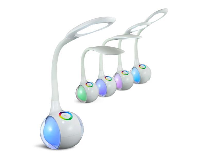 Memostar Viva I RGB lampe de table 7W dimmable