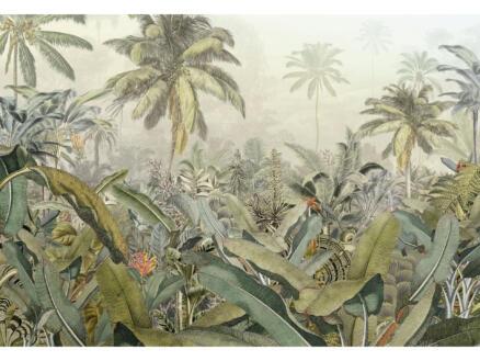 Vlies fotobehang 4 stroken Amazonia