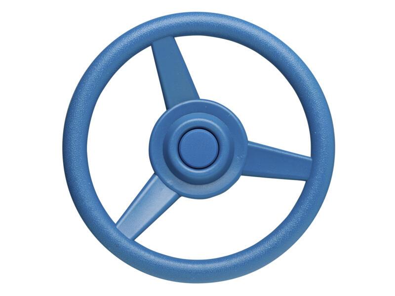 Volant 30cm bleu