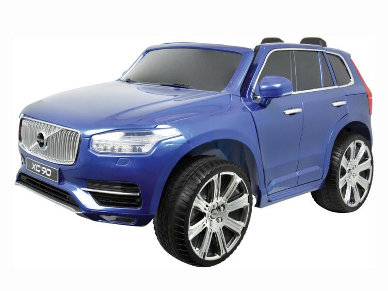 Volvo XC 90-2 voiture électrique pour enfants bleu + télécommande