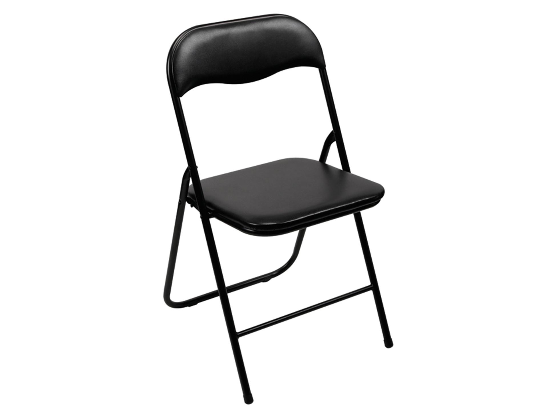 Vouwstoelen Te Koop.Toolland Vouwstoel Zwart Hubo