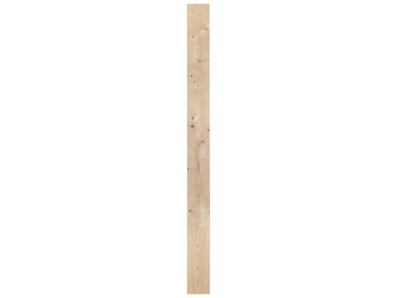 Vurenhout geschaafd 12x140 mm 270cm