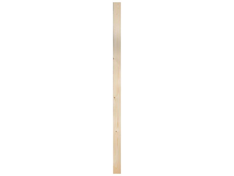 Vurenhout geschaafd 18x93 mm 390cm