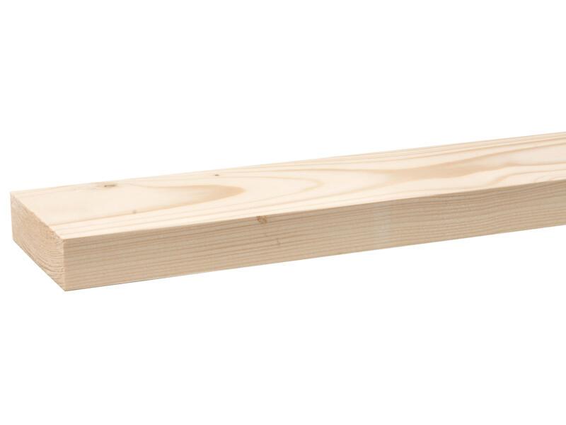 Vurenhout geschaafd 27x93 mm 270cm