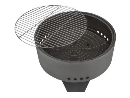 Vuurschaal-barbecue 59cm