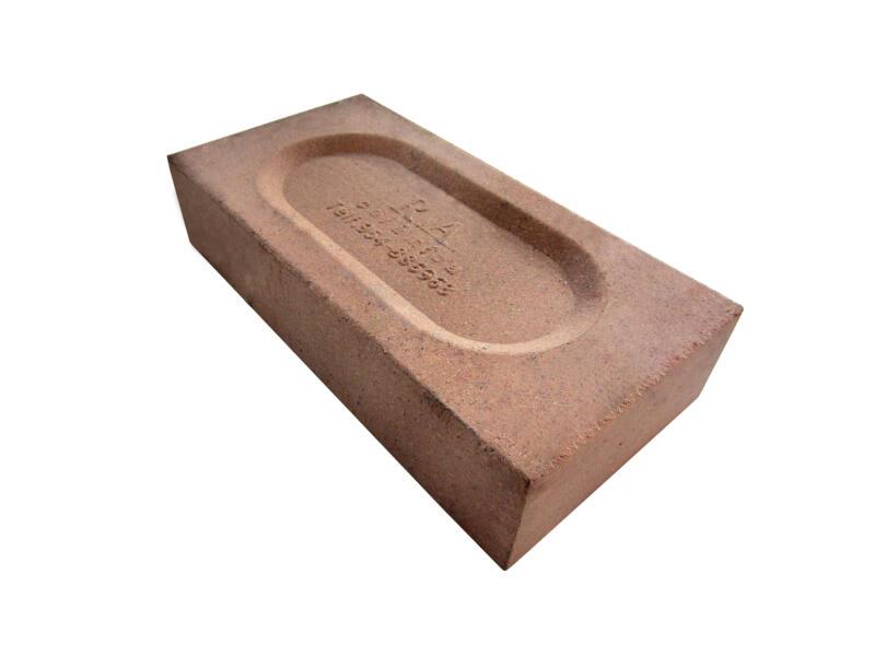 Vuurvaste steen 22x11x5 cm