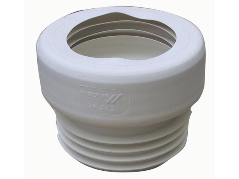 Wirquin WC-uitgang recht 11cm