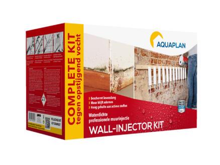Aquaplan Wall-Injector kit transparant