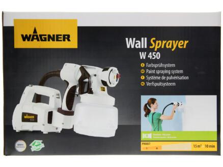Wagner Wall Sprayer W450 verfspuit 460W