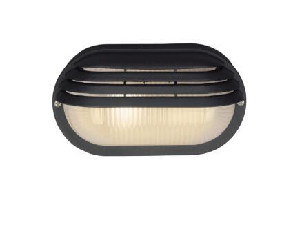 Massive Wandlamp 40W E27 zwart exclusief lamp