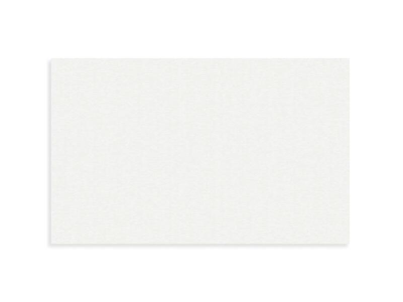 Wandtegel 25x40 cm 1,2m² wit mat
