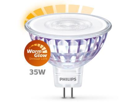 Philips WarmGlow LED spot GU5.3 5W dimbaar