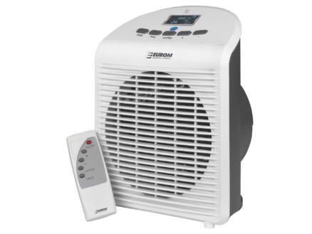 Eurom Warmeluchtblazer LCD SafeT 2000W