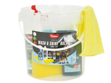 Valma Wash & Shine pack nettoyage voiture