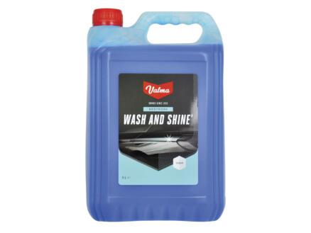 Valma Wash and Shine autoshampoo 5l