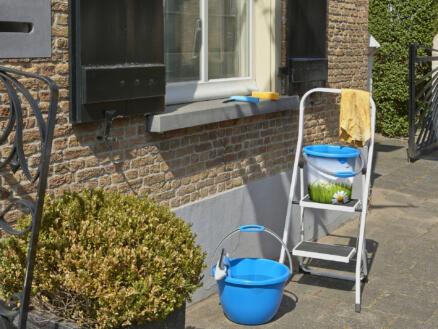 Sunware Water-line schoonmaakset 3-delig  5l & 12l bloemen