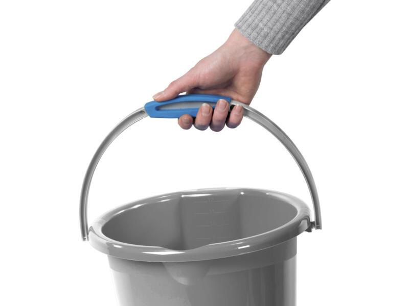 Sunware Water-line set de nettoyage seau & bassine 12l/5l argent
