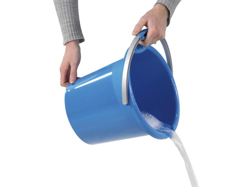 Sunware Water-line set de nettoyage seau & bassine 5l/12l bleu